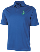 Grunion Rugby Performance Polo, Royal