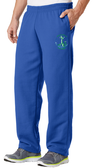 Grunion Rugby Lightweight Sweatpant, Royal