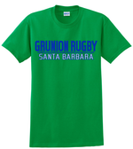 Grunion Rugby Tee, Green