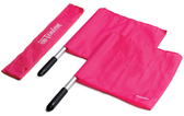 Pink Linesman Flag Set