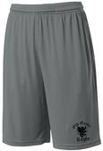 Old Gaelic Gym Shorts, Gray