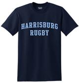 Harrisburg Rugby Team Tee, Navy