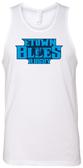 Elizabethtown Blues Tank Top, White