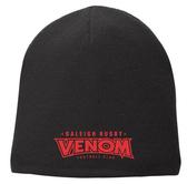 Raleigh Venom Fleece-Lined Beanie, Black