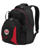 Loudoun Rugby Backpack, Black