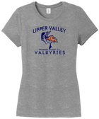 Upper Valley WRFC Triblend Tee, Gray