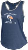 Upper Valley WRFC Racerback Tank, Navy