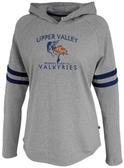Upper Valley WRFC Twin Stripe Hooded Tee