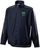 Fisher Alumni Warm Up Jacket