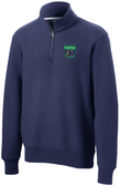 Fisher Alumni Super Heavyweight 1/4-Zip Fleece