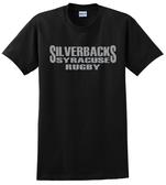 Syracuse Silverbacks T-Shirt, Black