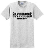 Syracuse Silverbacks T-Shirt, Ash Gray
