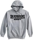 Syracuse Silverbacks Hoodie, Gray