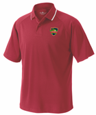 Union Rugby Performance Polo, Red