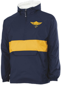 Southern MD Valkyries Classic Stripe Pullover