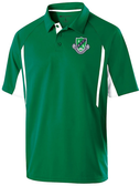James River Performance Polo, Kelly Green