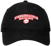 Fishers Girls Twill Adjustable Hat
