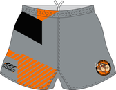 Nuts & Jugs RTS Custom Rugby Shorts