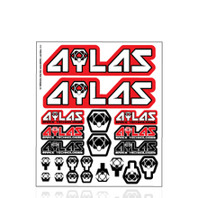 """12"""" x 14"""" Sticker Sheet"""