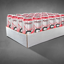 Crunk Pomegranate - 16oz / 24 Pack Case