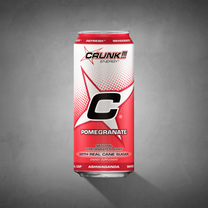 CRUNK!!! Energy Pomegranate 16oz 12 pack