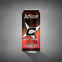 CRUNK!!! Energy Blood-Orange 16oz 12 pack