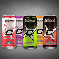 *NEW* CRUNK!!! Energy Variety 12 pack