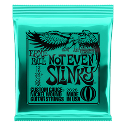 Ernie Ball Not Even Slinky 12-56 Gauge Electric Guitar Strings