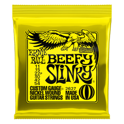 Ernie Ball Beefy Slinky 11-54 Gauge Electric Guitar Strings