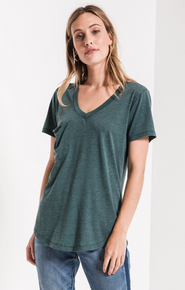 Z Supply The Pocket Tee (Prussian Teal)