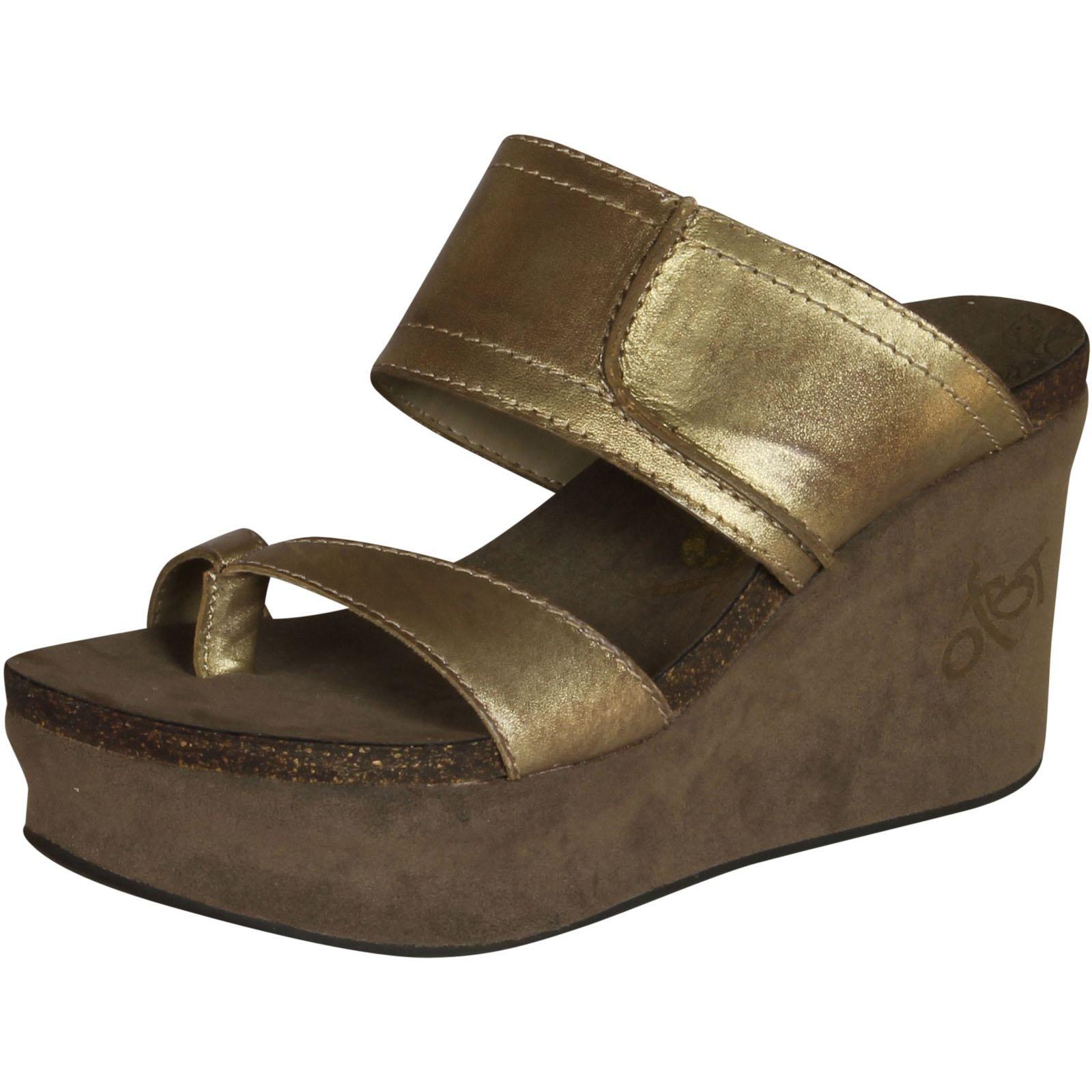 9ffa5be58fa0 OTBT Womens Brookfield Fashion Wedge Sandals