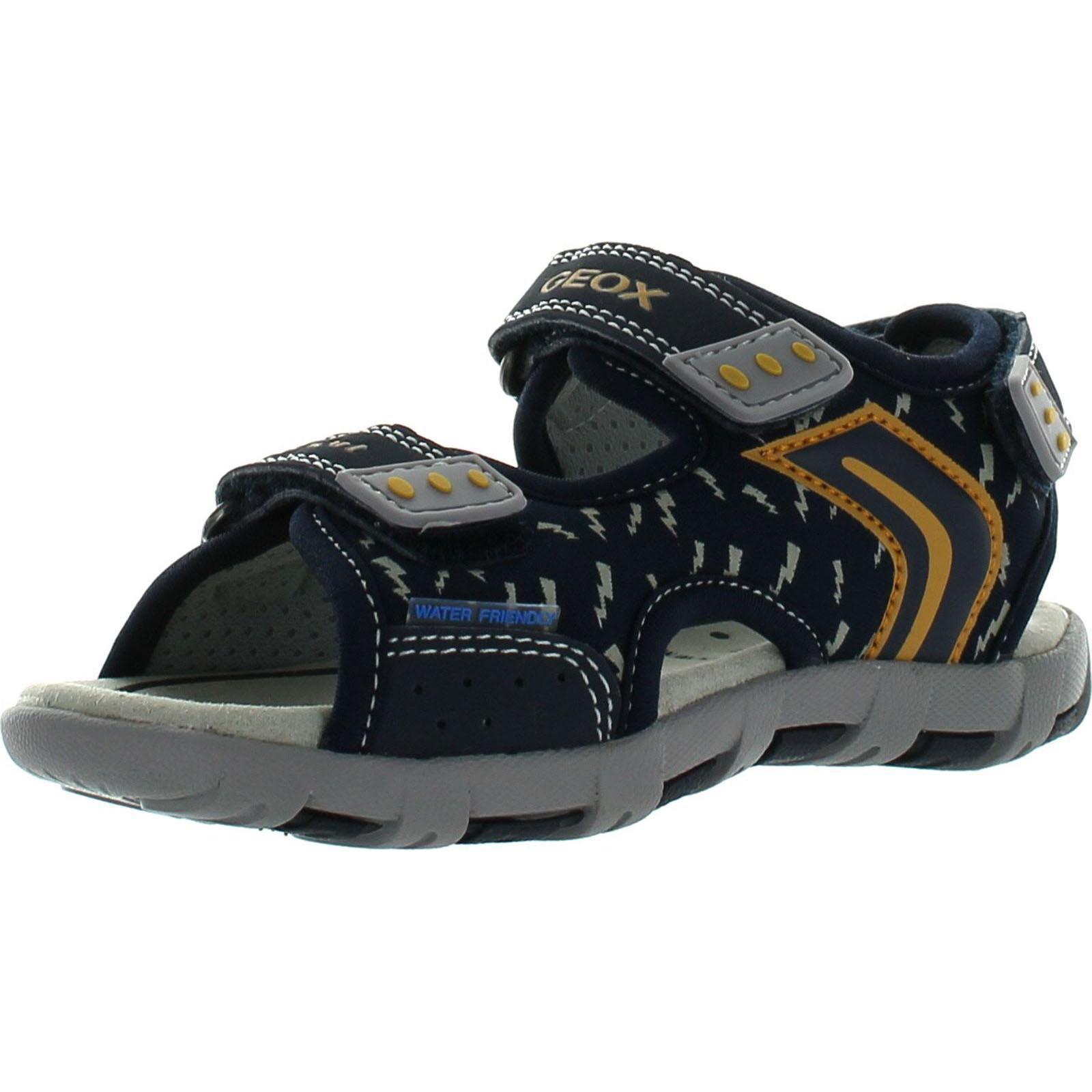 19167346f Geox Boys Kids Sand.Pianeta D Water Friendly Outdoor Fashion Sandals ...