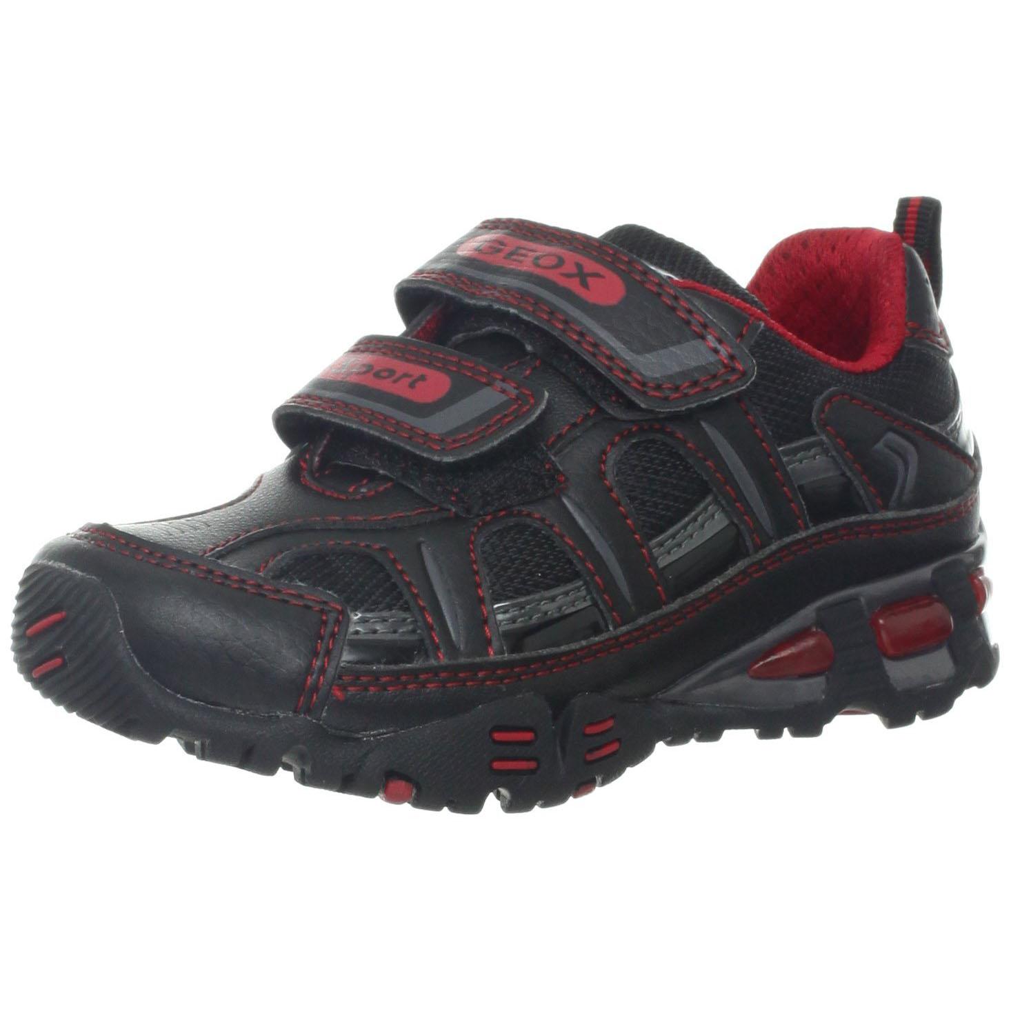 Geox 'Jr. Eclipse 20' Light Up Sneaker (Toddler, Little Kid