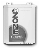 DEL OZONE | 240 VOLT, NO PARTS BAG | ECT-2-25