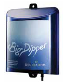DEL OZONE | BIG DIPPER CD ABOVE GROUND OZONATOR | EC-AG1