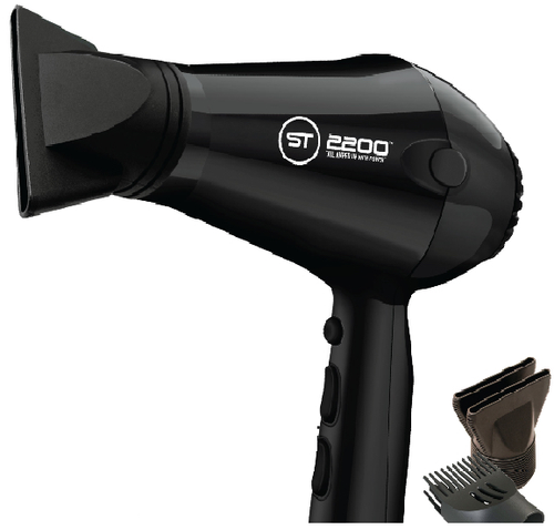 """ST2200 Pro Ionic Hair Dryer """"All Amped Up"""""""