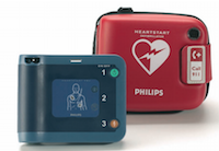 We supply AED's for hospitals and other facilities.