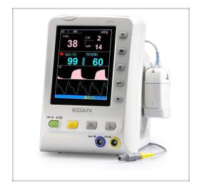 Edan M3B Vital Signs Monitor