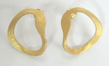 Sarina Gold earings K18 GE115