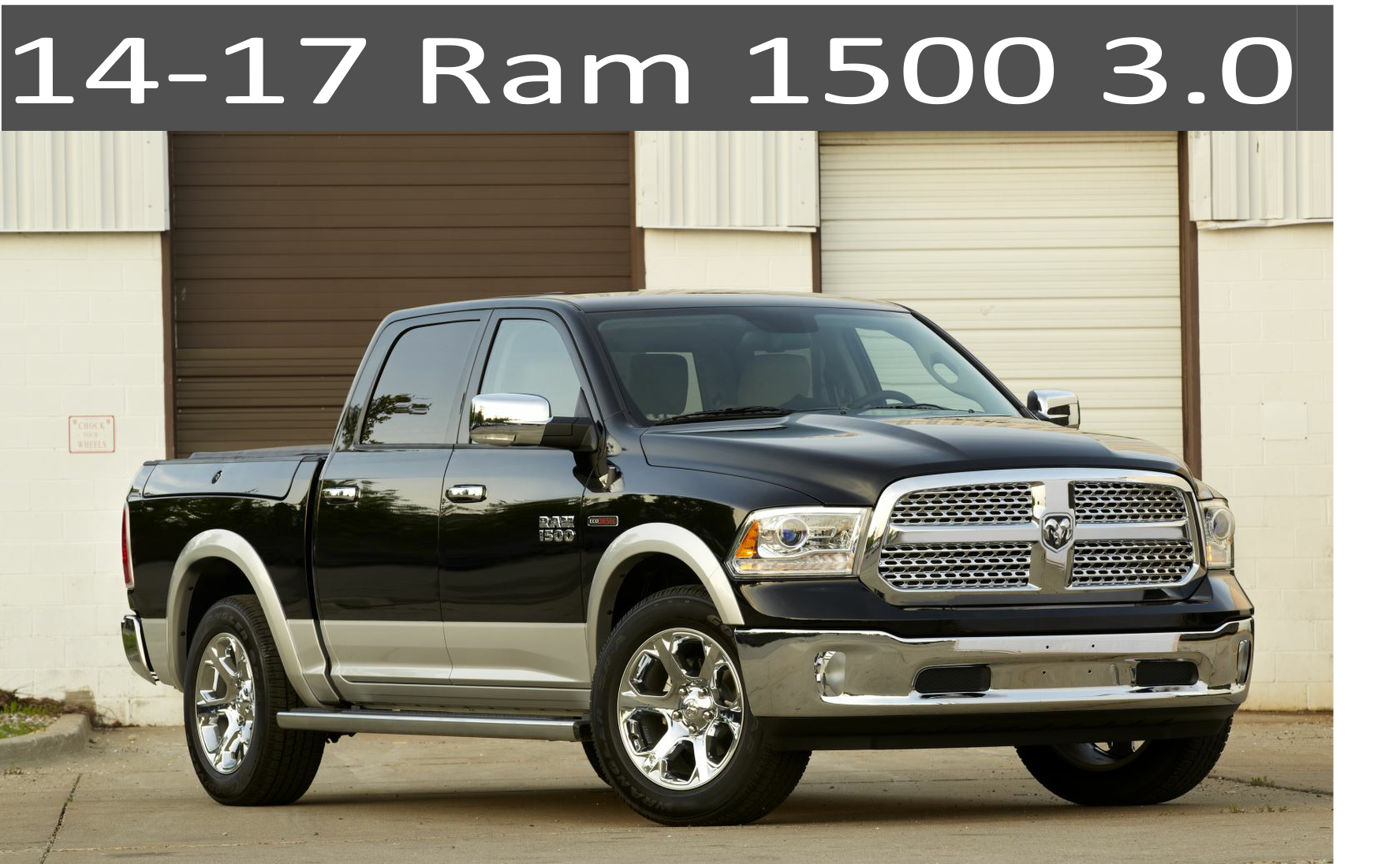 14-17 Dodge Ram 1500 3.0 Eco Diesel Parts