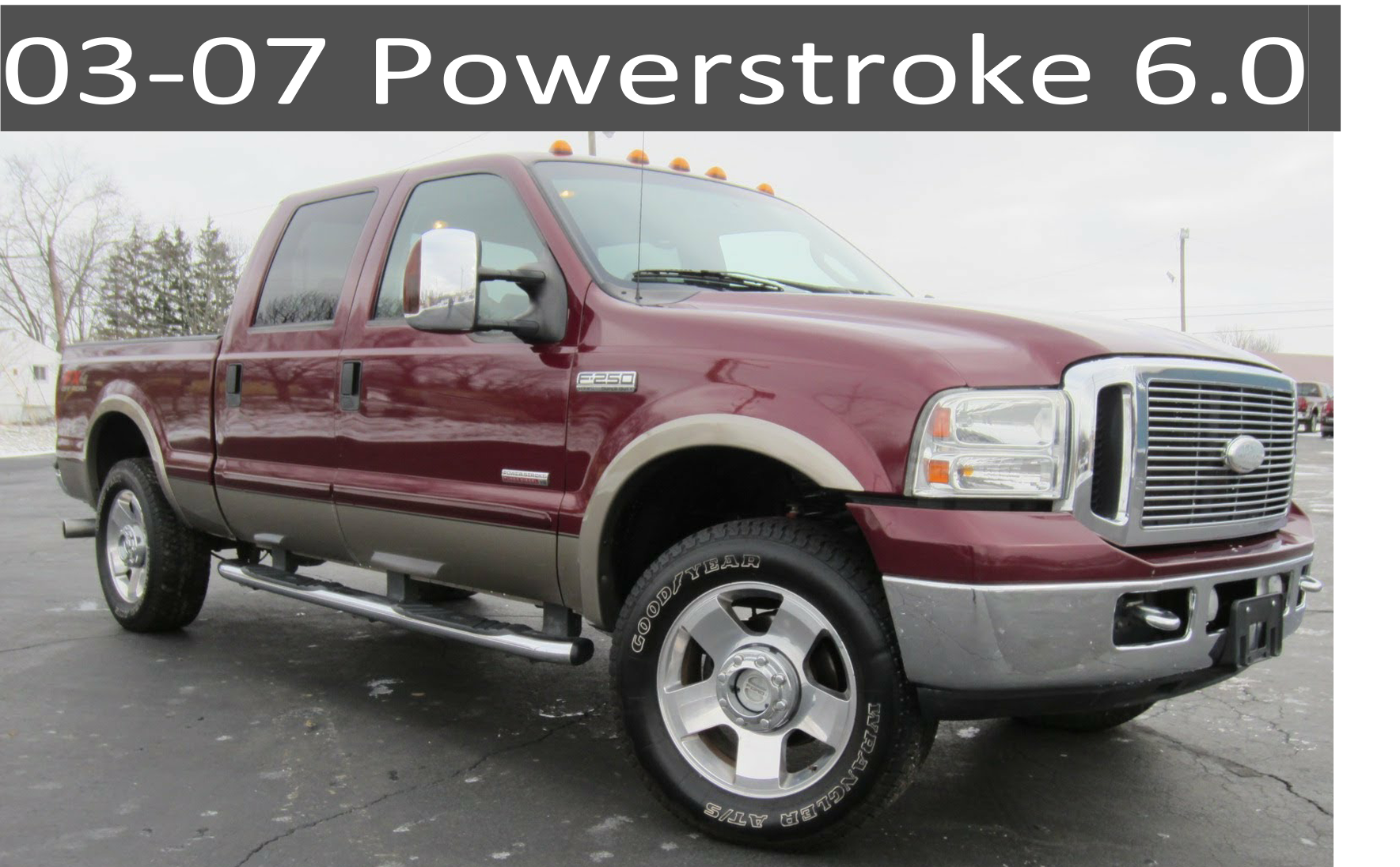 03 07 ford 6 0 powerstroke diesel parts