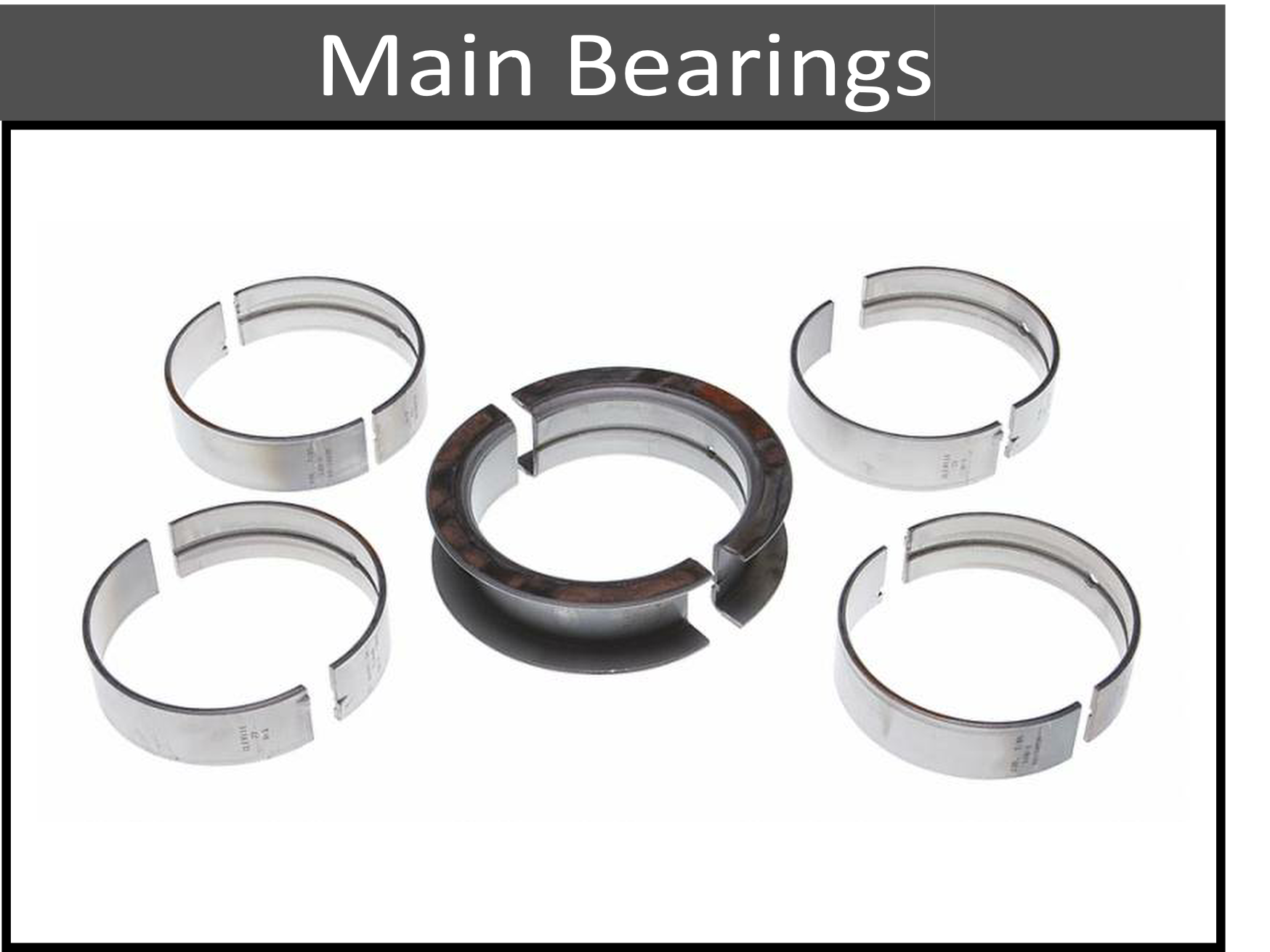 Main Bearing Sets
