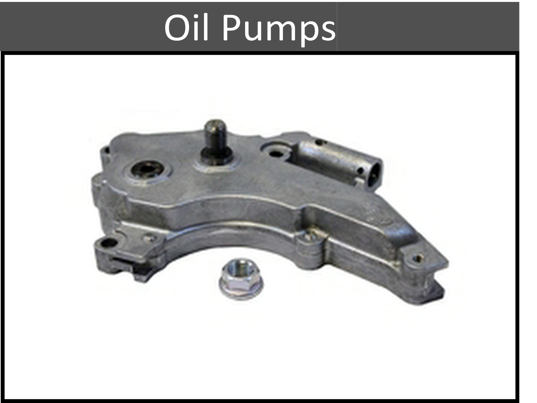 Engine Lubrication Oil Pumps