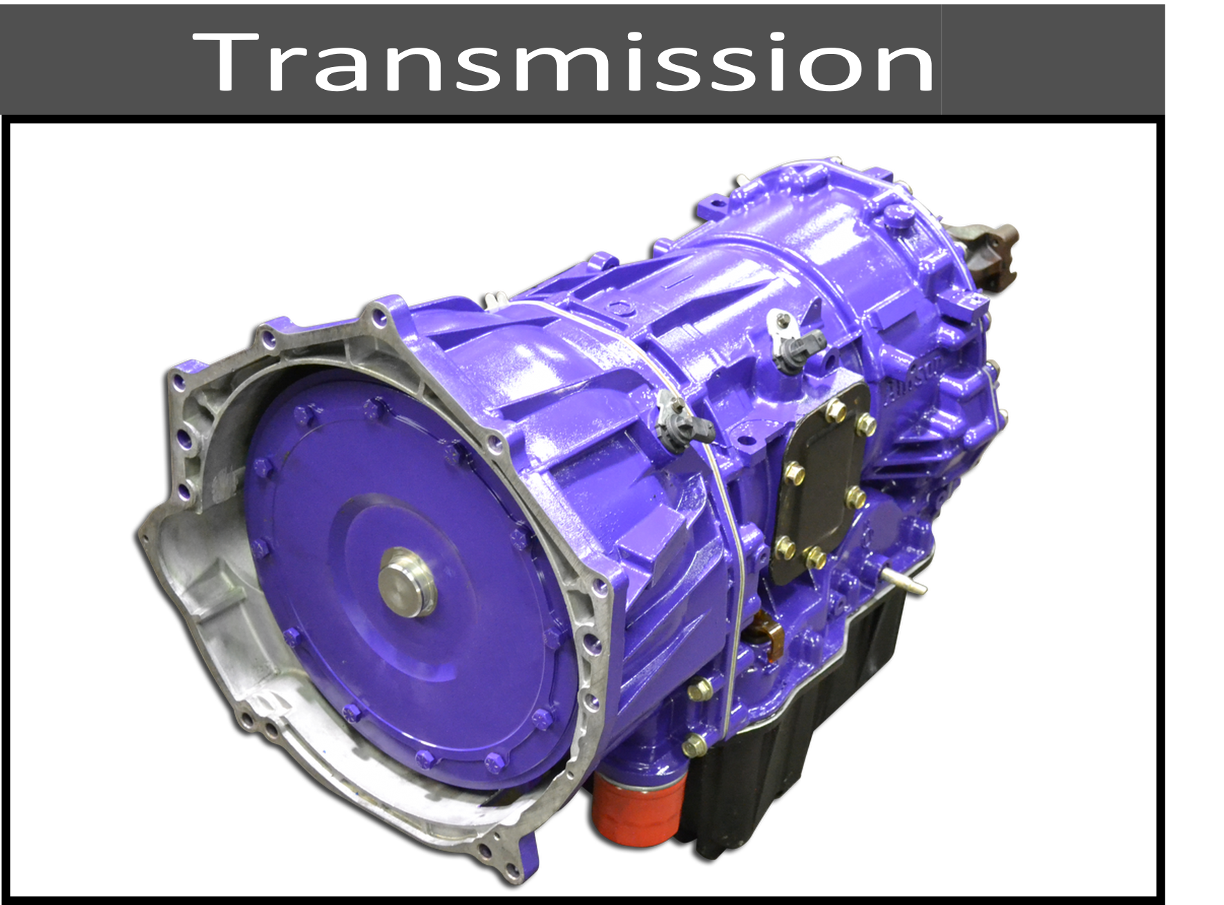 Transmission Upgrades and Parts