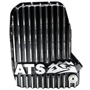 ATS Diesel Transmission Pan, ATS Aluminum +5 Qt, 68RFE