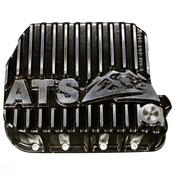 ATS Diesel Transmission Pan, ATS Aluminum +5 Qt, 46/7/8-RH/E