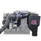 ATS Diesel Aurora Plus 7500 Compound Turbo System, 2010.5+ Dodge 6.7L Cummins