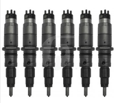 NEW 100hp Fleece Performance 5.9L Cummins Common Rail Injectors (2003-2004)