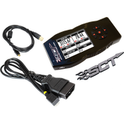 SCT X4 Programmer for Ford 6.4 or 6.7 Powerstroke With Custom Tunes