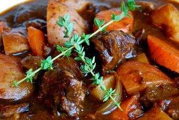 Beef Stew Dinner